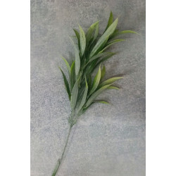Ветка острый лист Патина