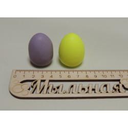 Форма 3D Яйцо простое маленькое