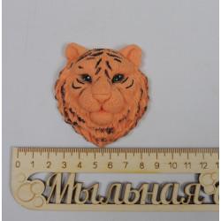 Форма 3D Тигриная морда