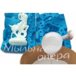 Компаунд силиконовый SUPER MOLD M10 (жидкая резина)