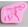 Молд силиконовый Слон хобот вверх