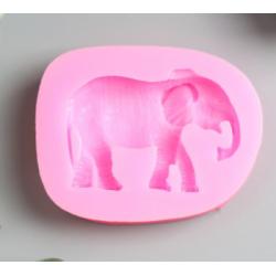 Молд силиконовый Слон