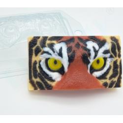 Форма ПВХ Тигр Взгляд