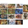Картинки на водорастворимой бумаге 2022 Тигры фото