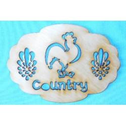 Бирка Country