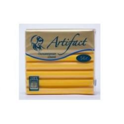 Полимерная глина Artifact классический жёлтый