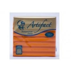 Полимерная глина Artifact классический оранжевый