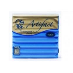 Полимерная глина Artifact неон голубой