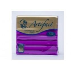 Полимерная глина Artifact суперпрочная пурпурный