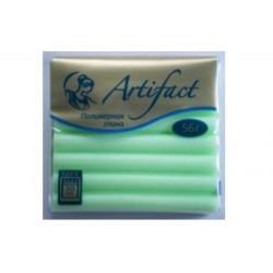 Полимерная глина Artifact шифон зелёное яблоко