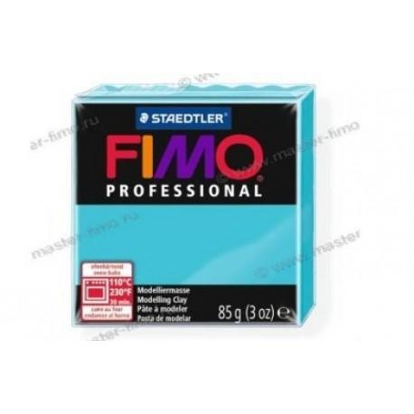 Полимерная глина Fimo professional бирюзовая