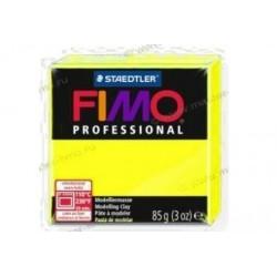 Полимерная глина Fimo professional лимон
