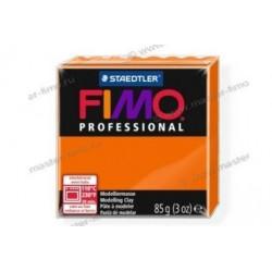 Полимерная глина Fimo professional оранжевая