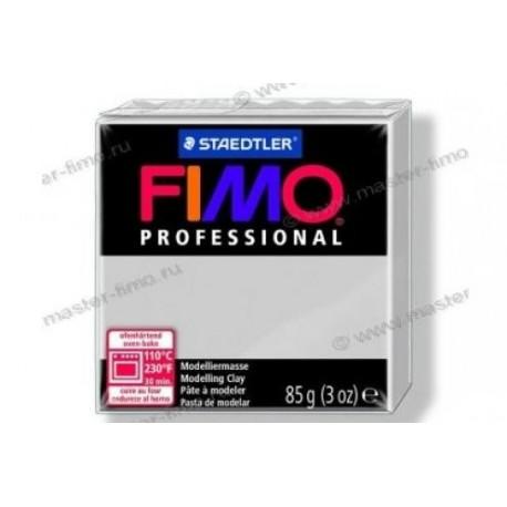 Полимерная глина Fimo professional серый дельфин