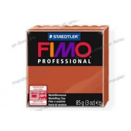 Полимерная глина Fimo professional терракота