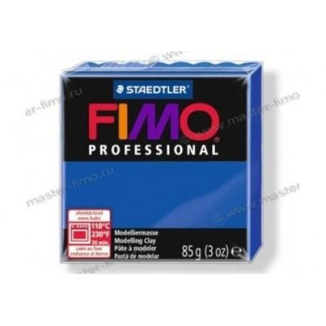 Полимерная глина Fimo professional ультрамарин