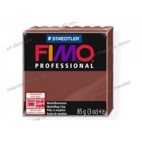 Полимерная глина Fimo professional шоколад