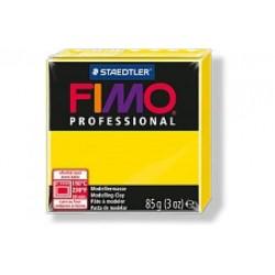 Полимерная глина Fimo professional желтая
