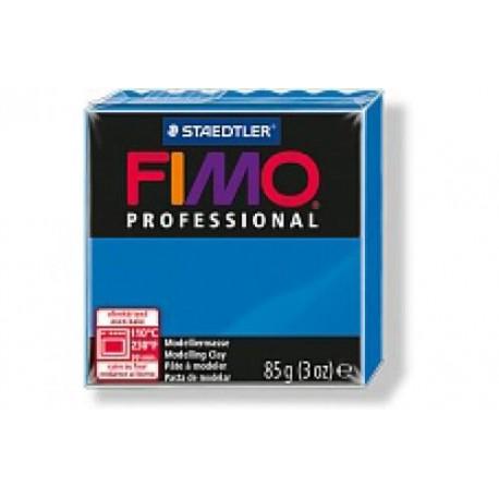 Полимерная глина Fimo professional синяя