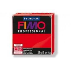 Полимерная глина Fimo professional красная