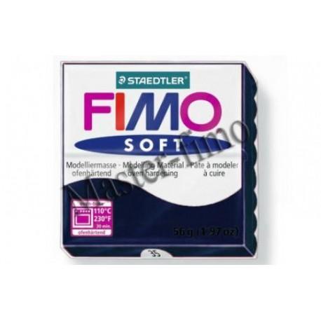 Полимерная глина Fimo soft королевский синий