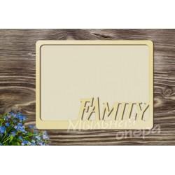 Фоторамка Family 4