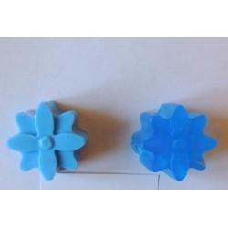 Пигмент косметический синий