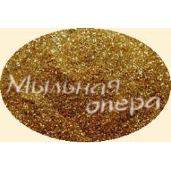 Глиттер (блестки) Золото