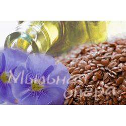 Базовое масло жидкое Льняное нерафинированное