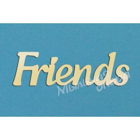 Заготовка для декупажа Надпись Friends