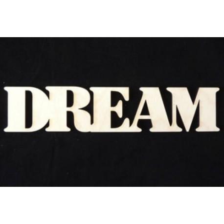 Заготовка для декупажа Надпись Dream 2