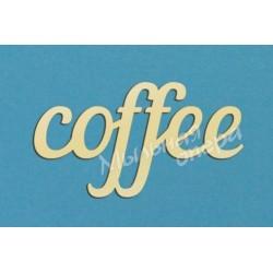 Заготовка для декупажа Надпись coffee