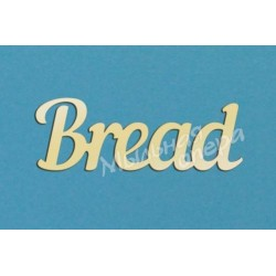 Заготовка для декупажа Надпись Bread