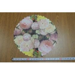 Салфетка FL019 Розы и пионы