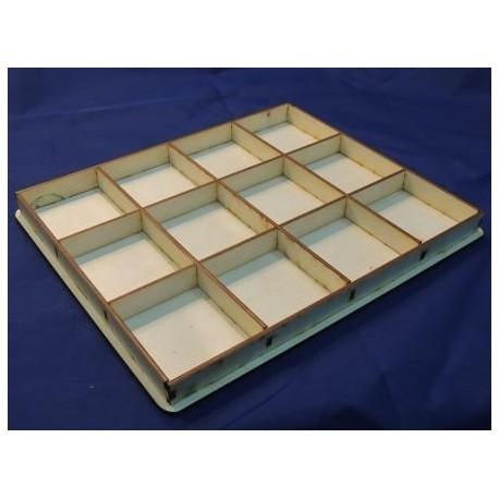 Заготовка для декупажа Shadow box 1, размеры 2х26х31 см