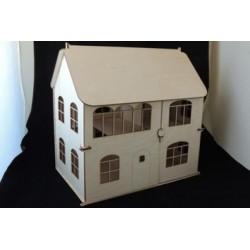 Заготовка для декупажа Домик для кукол, размеры 30х55х55 см