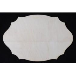 Заготовка для декупажа Панно 4, размеры 20х30 см
