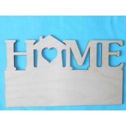 Заготовка для декупажаПанно Home 2, размеры 23х40