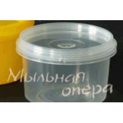 Упаковка Баночка ПВХ, 100 мл