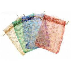 Сувениры и подарки Пакет из органзы 12х15