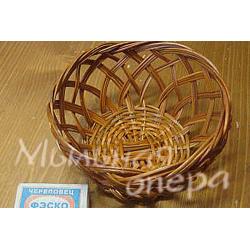 Упаковка Корзинка круглая-3, 8 см