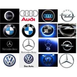 Картинки на водорастворимой бумаге Автоэмблемы немецкие