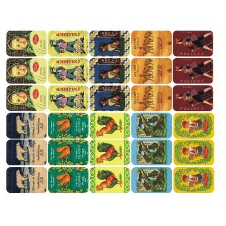 Картинки на водорастворимой бумаге Конфеты