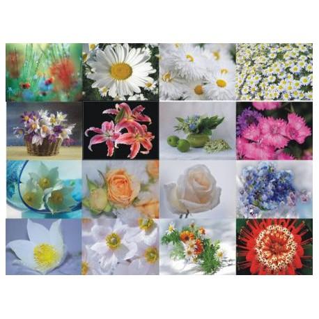 Картинки на водорастворимой бумаге Цветы 1