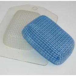 Форма ПВХ Вязаное мыло