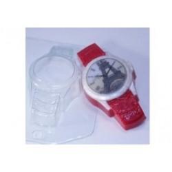 Форма ПВХ Часы кожаный браслет