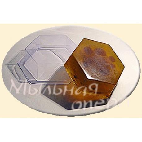 Форма ПВХ Шестиугольник