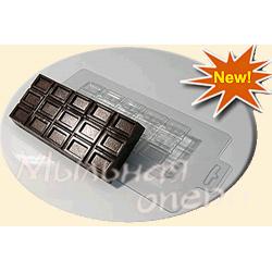 Форма ПВХ Шоколадка, лист