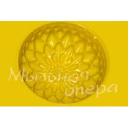 Форма силиконовая Золотой шар