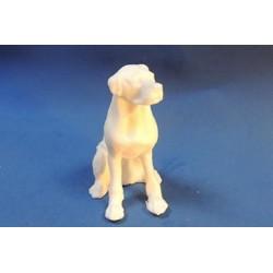 Форма 3D Собака Доберман